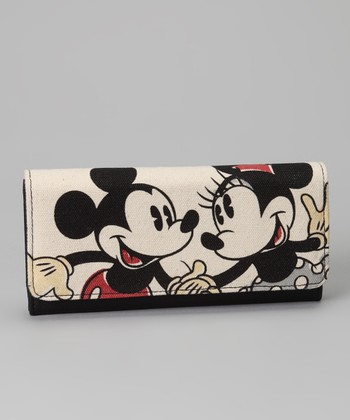 Classic Mickey & Minnie Wallet