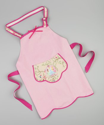 Pink Princess Apron