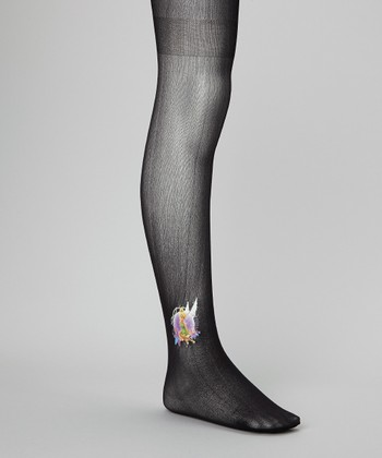Black Fairy Tights