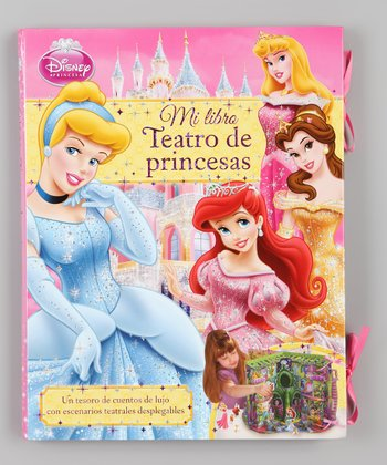 Teatro De Princesas Board Book