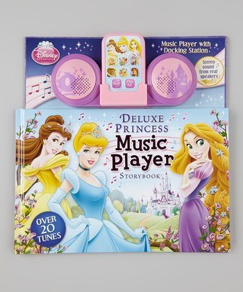 Disney Princess Deluxe Music Player Set