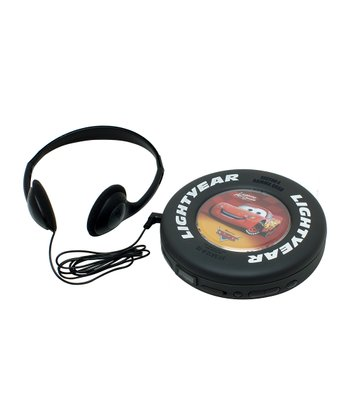 Cars Portable CD Player