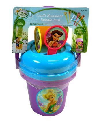 Fairies Bubble Bucket