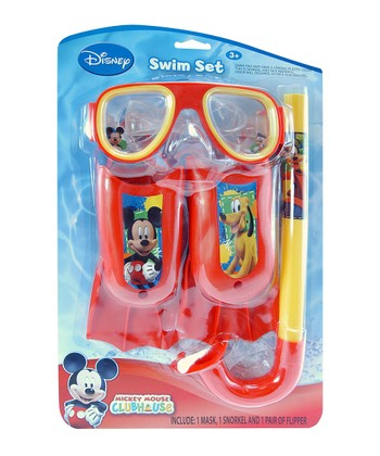 Mickey Clubhouse Swim Set