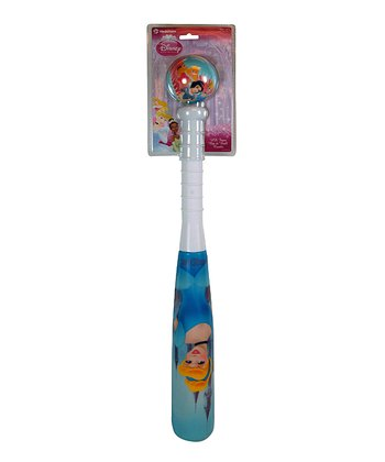 Princess Foam Bat & Ball