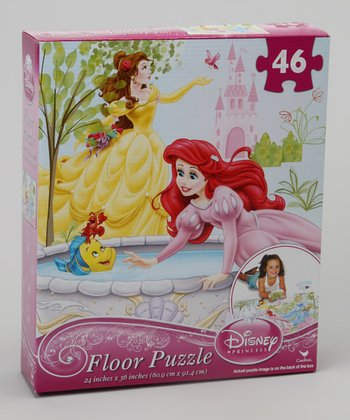 Princess Floor Puzzle