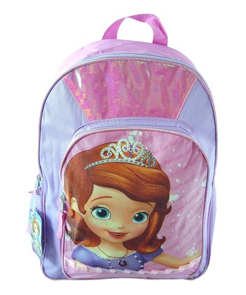 Princess Sofia Backpack