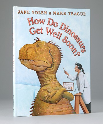 How Do Dinosaurs Get Well Soon? Hardcover