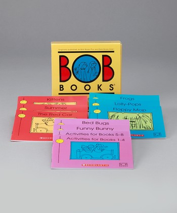 Bob Books Set 3: Word Families Set
