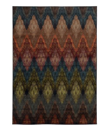 Warm Peak Elliot Rug