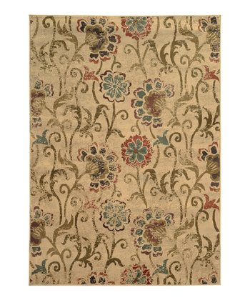 Ivory Faded Chesapeake Rug