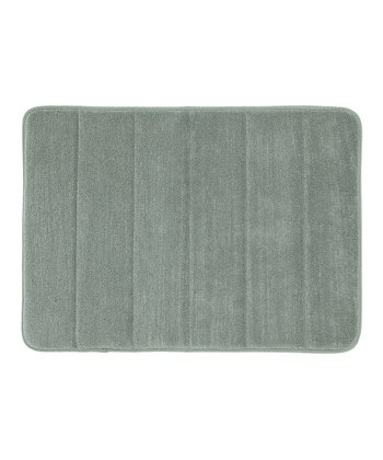 Fern Memory Foam Bath Rug