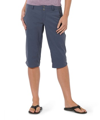 Blue Steel Wearabout Bermuda Shorts
