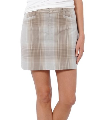 Walnut Sidekick Organic Skirt - Women