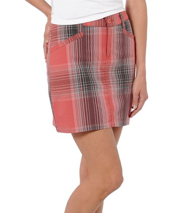 Geranium Sidekick Organic Skirt - Women