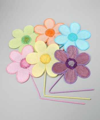 Flower Wishing Wand Kit