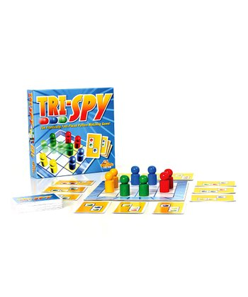 Tri-Spy Board Game