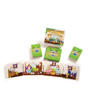 Flip-A-Longs : Knights of the Long Table Board Game