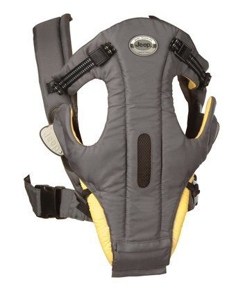 Solstice Two-in-One Sport Baby Carrier