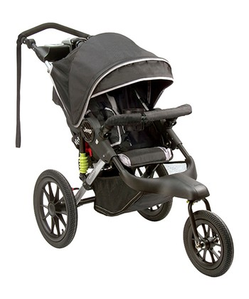 Jet Adventure MP3-Compatible Jogging Stroller