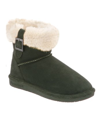 Evergreen Suede Abby Boot - Women