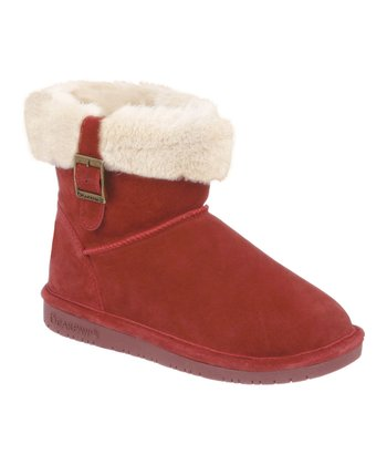 Redwood Suede Abby Boot - Women
