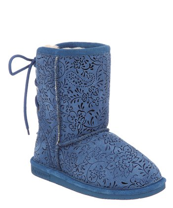 Winterblue Ellie Youth Suede Boot - Kids