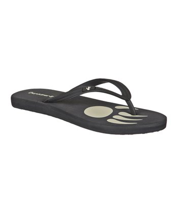 Charcoal Lilly Flip-Flop - Women