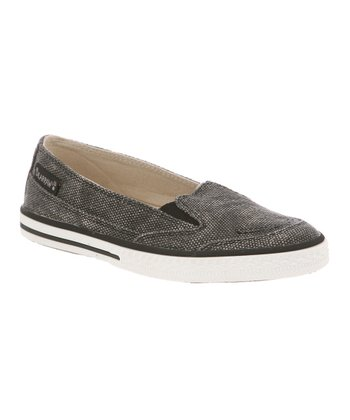 Black Holly Slip-On Sneaker - Women