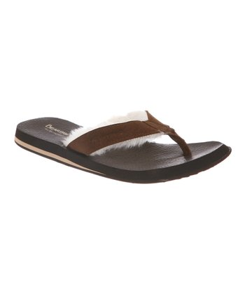 Coffee Tree Petunia Flip-Flop - Women