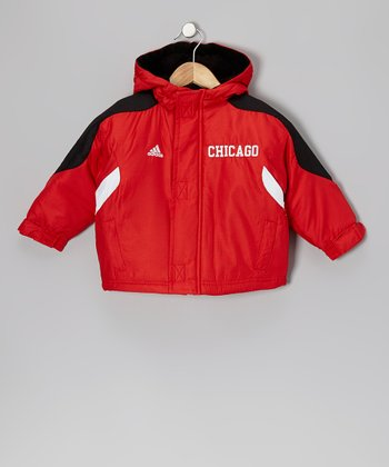 Chicago Bulls Jacket - Toddler