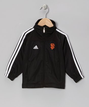 Black Giants Track Jacket - Toddler