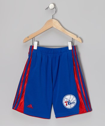 Philadelphia 76ers Shorts - Toddler & Boys