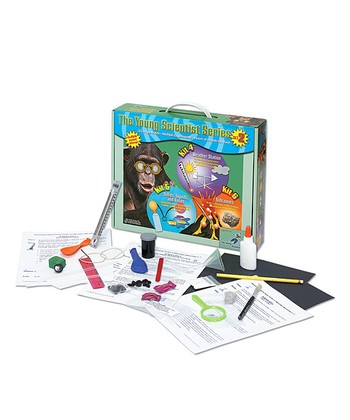 Solids, Liquids, Weather & Volcanoes Kit Set