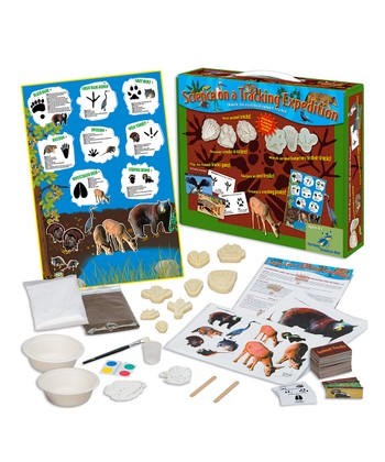Science on a Tracking Expedition Kit