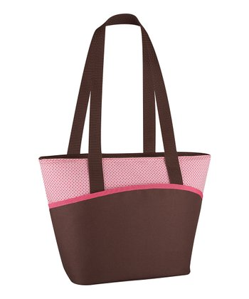 Swiss Dot Raya Insulated Lunch Tote