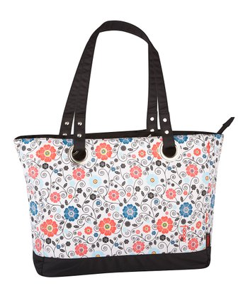 Poppy Patch Foogo Diaper Bag
