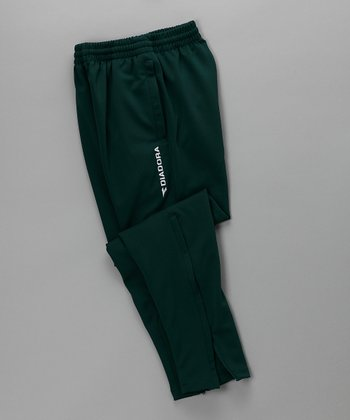 Forest Squadra Pants - Kids & Men