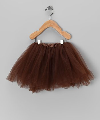 Chocolate Brown Tutu