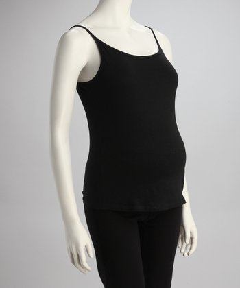 Black Maternity Camisole