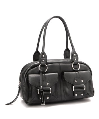 Black Romy Satchel