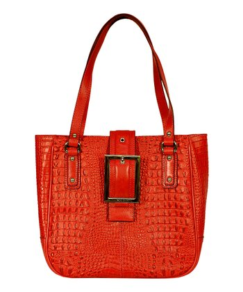 Poppy Red New Kidman Tote