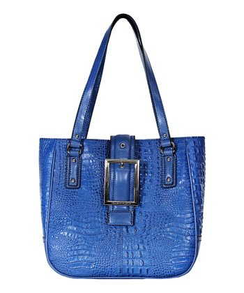 Royal Blue New Kidman Tote