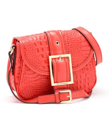 Poppy Red New Kidman Crossbody Bag