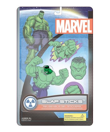 Hulk Wall Gel Set