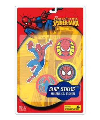 Spiderman Wall Gel Set