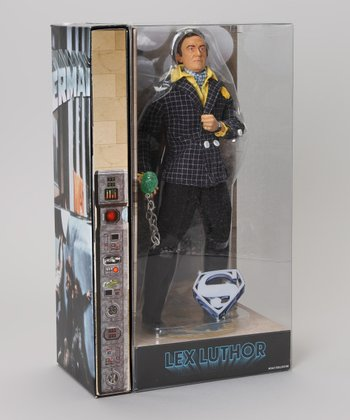 Movie Masters Lex Luthor Collector's Figure