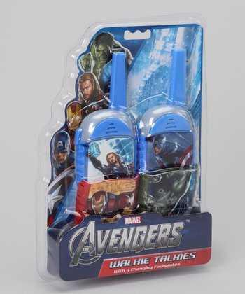 Avengers Walkie-Talkie Set