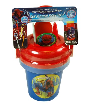 Spider-Man Bubble Activity Set