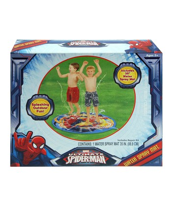 Spider-Man Spray Mat